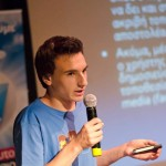 Ο Πέτρος Δημητρακόπουλος παρουσιάζει στο TEDx